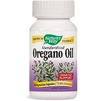 Nature's Way | Oregano-Öl | standardisiert | 60 vegane Kapseln