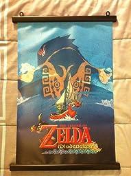 Legend Of Zelda Wind Waker Poster Amazon.com: Legend of ...