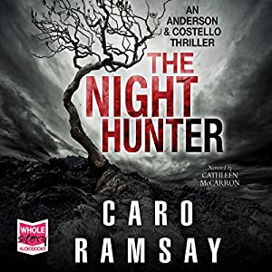 The Night Hunter Audiobook