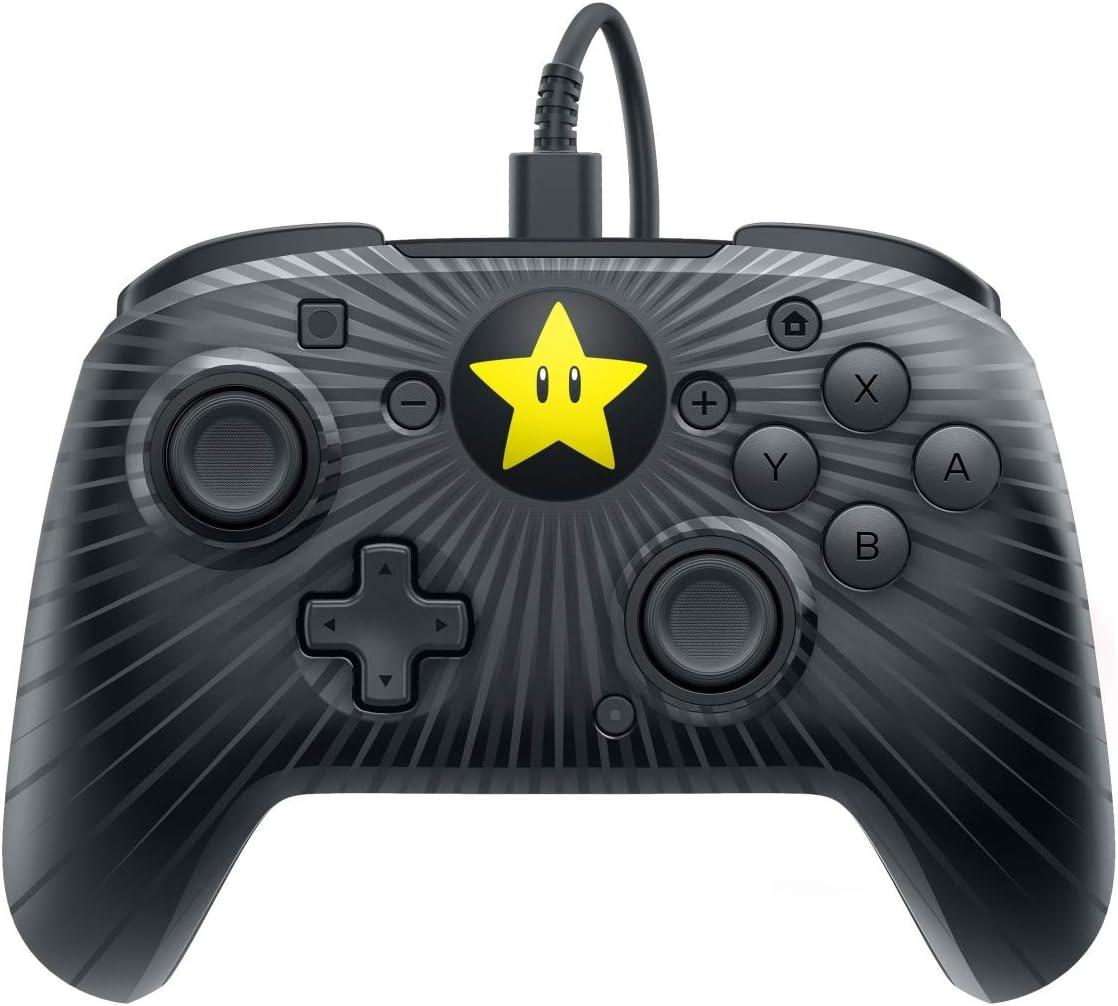 PDP - Mando Pro Super Mario Star Edition (Nintendo Switch)