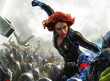 Da Bang Avengers Age Of Ultron Scarlett Johansson 20X30 Inch Poster Print
