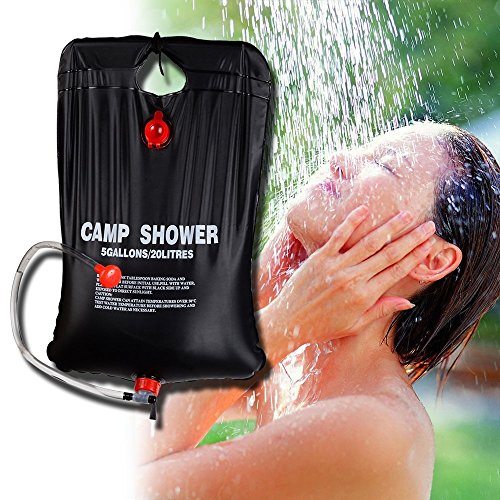 Camp Toilet & Shower