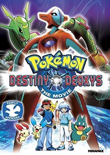 Pokemon: Destiny Deoxys by Lions Gate