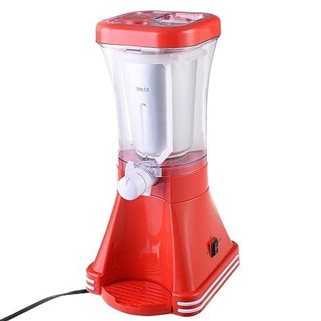 Retro Slush bebida eléctrica máquina batidora hielo slushie ...