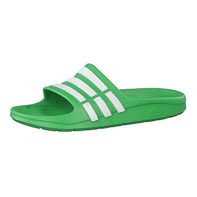 f0ac287bdcd37 adidas Unisex Babies  Duramo Slide K Bathing Sandals Multicolour Size  6 UK