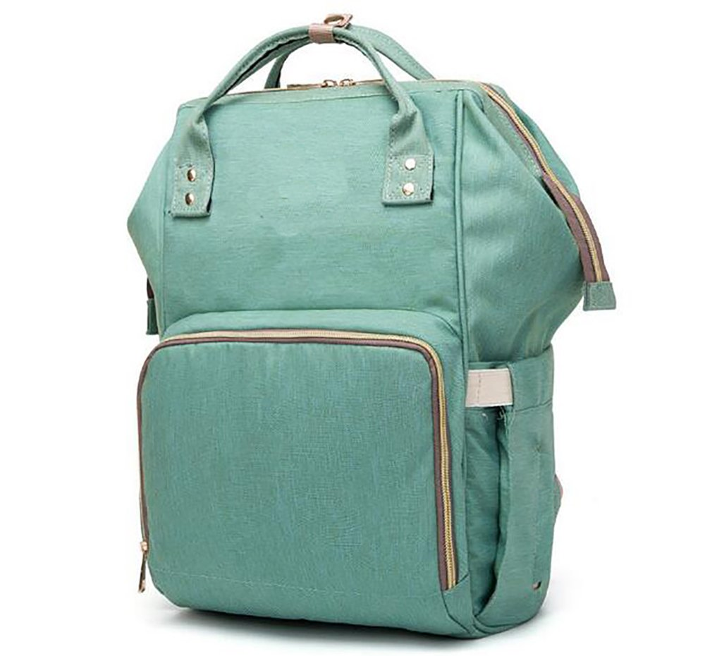 Diaper Bag Backpack, Waterproof Large Capacity Features Stylish Durable Travel Backpack by Yuanyang (Image #1)