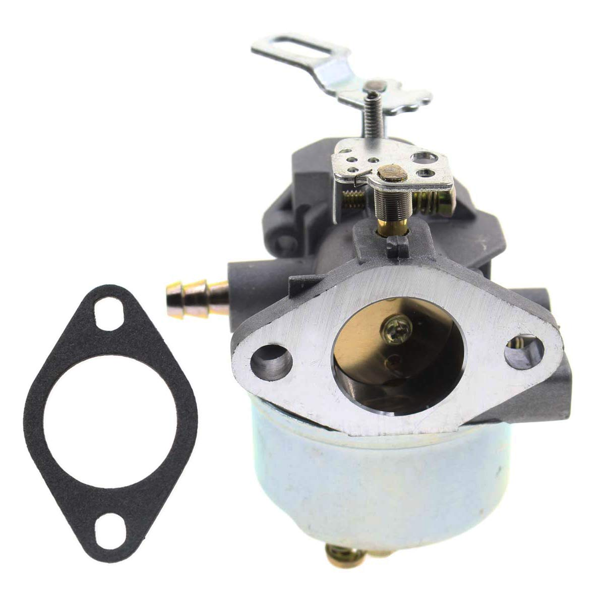 MOTOALL Adjustable Carburetor for Tecumseh 640349 640052 640054 632536 640105 OHSK110 OHSK120 OHSK125 Toro 38035 38052 38054 38052C 38035C 38056C Snow Blower Thrower John Deere 26D 832 520 824XL 826D