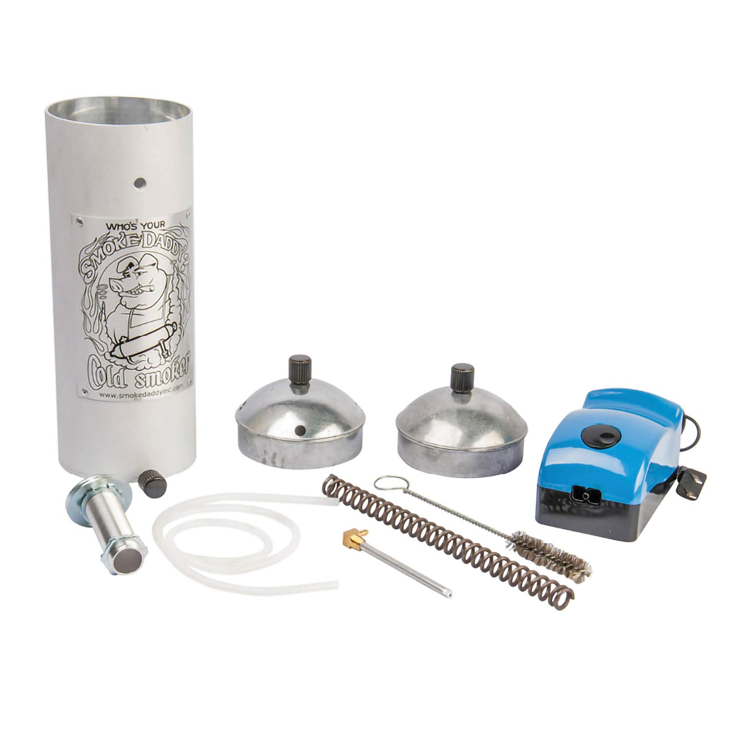 Smoke Daddy 8 Inch Cold Smoke Generator Uses Your Choice of Fuels by Smoke Daddy Inc.