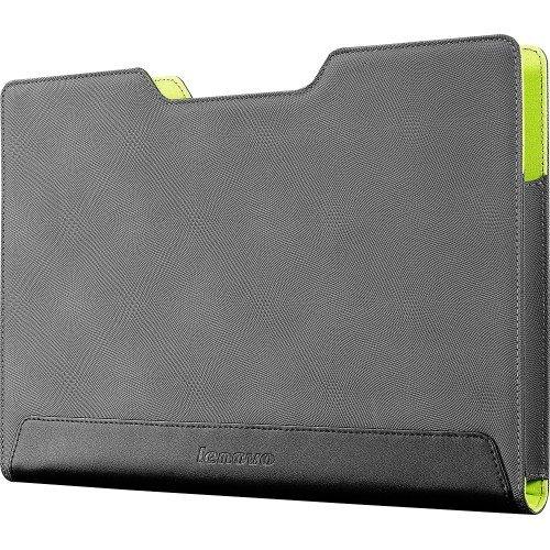 Lenovo 11 Inch Laptop Sleeve - Flex 11 Slot-in Sleeve Laptop Case, Grey (GX40J46556)