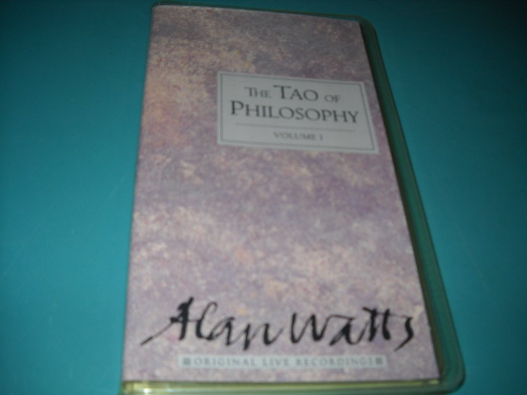 The Tao of Philosophy - Volume 2, Watts, Alan