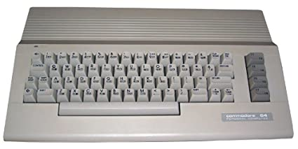 Amazon com: Commodore 64c (Later Model): Computers & Accessories