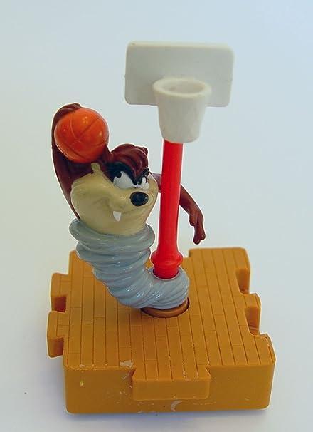 Amazoncom 1996 Taz Space Jam Looney Tunes Mcdonalds Happy Meal Toy