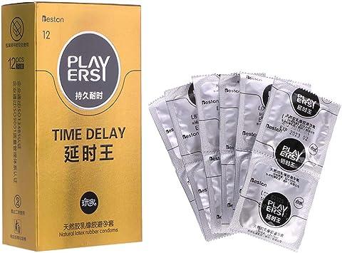 Longsw - Pack de 12 condones de látex para hombre: Amazon.es ...