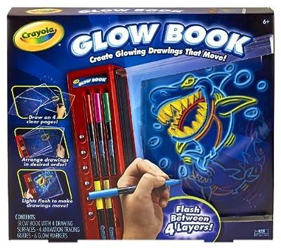 Crayola Glow Book by Crayola