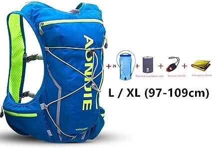 AONIJIE 10L Sac dhydratation Sac /à Dos Sac /à Dos Sac /à Dos pour randonn/ée Camping en Plein air