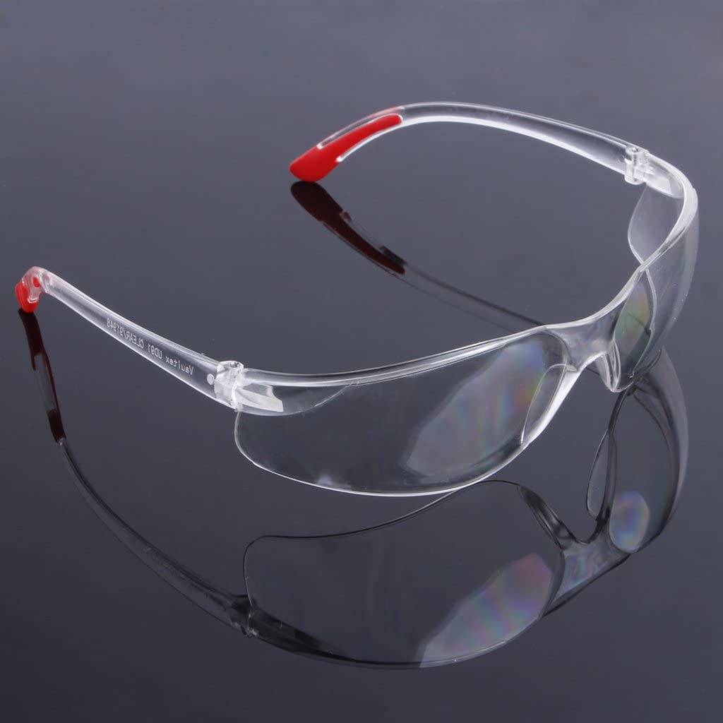 ZOUCY Occhiali di Sicurezza Occhiali da Moto Occhiali da Sole Glasse Protezione degli Occhi Equitazione Antifog Occhiali Trasparenti