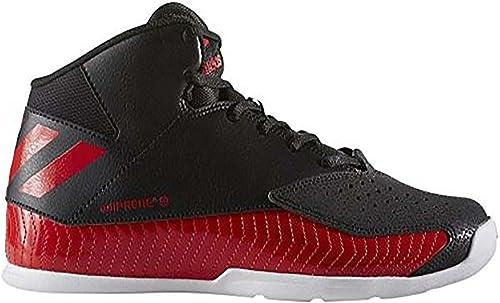 adidas Next Level Speed V Men's Basketball Shoes (Scarlet, Black ...