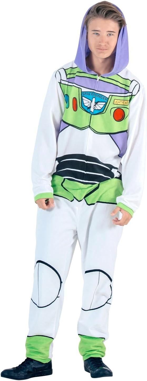 Toy Story Buzz Lightyear - Disfraz de Pijama Large: Amazon.es ...