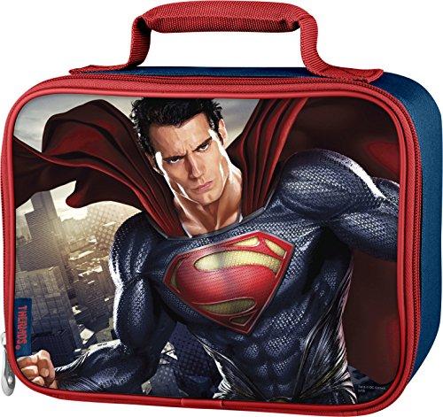 - Superman Lunch Bag ( Man of Steel Movie )