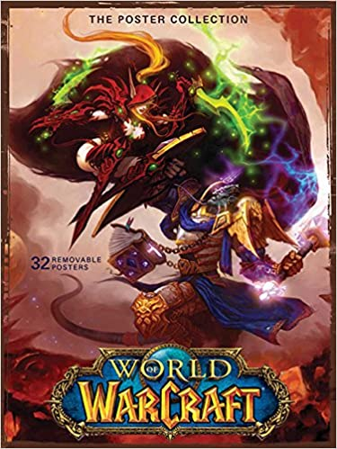 Amazon.com: World Of Warcraft: The Poster Collection (Insights ...