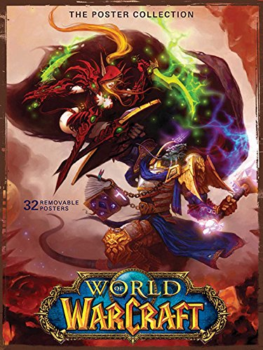 World of Warcraft: The Poster Collection (Insights Poster Collections) (World Of Warcraft Poster compare prices)
