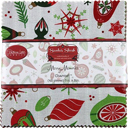 - Seasonal Celebrations Santa's Stash Merry Memories Charms 42 5