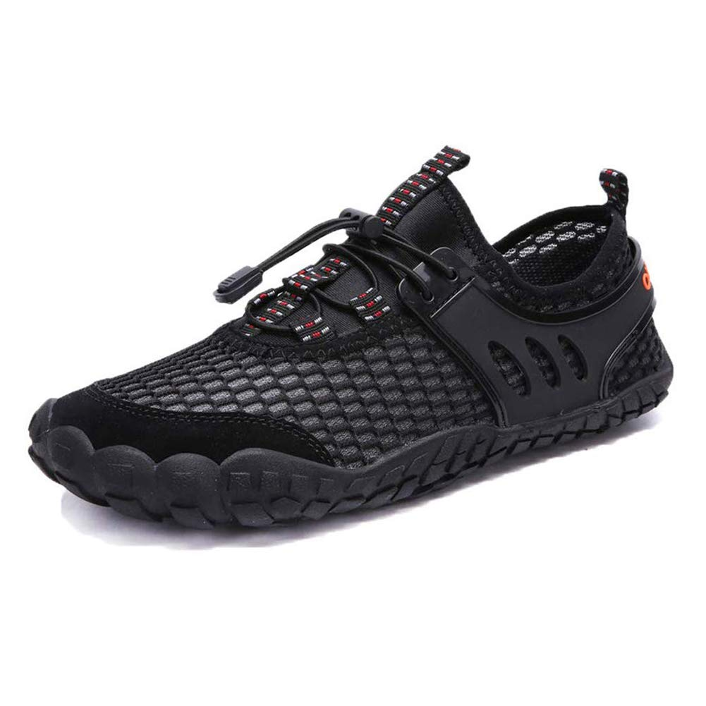 4ce39394baa Women Men Spring Summer Breathable Shoes Quick Drying Barefoot Water Shoes  for Outdoor Sports Jogging Fitness Swim Beach Surfing Hiking Shoes   Amazon.co.uk  ...
