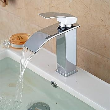 Gimili Waschbecken Wasserhahn Mischbatterie Bad Badezimmer