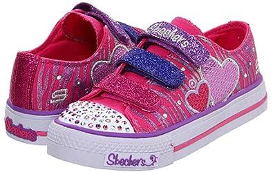 girls skechers size 10