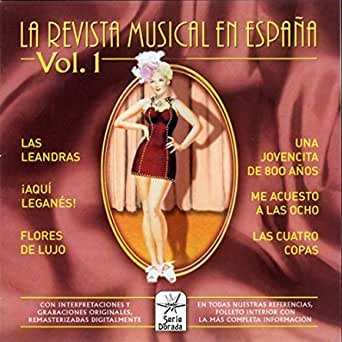 La Revista Musical en España, Vol. 1 de Various artists en ...