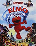 The Adventures of Elmo in Grouchland DVD