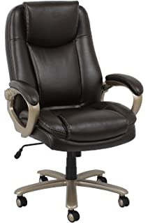 amazon com high back desk office chair ergonomic big and tall
