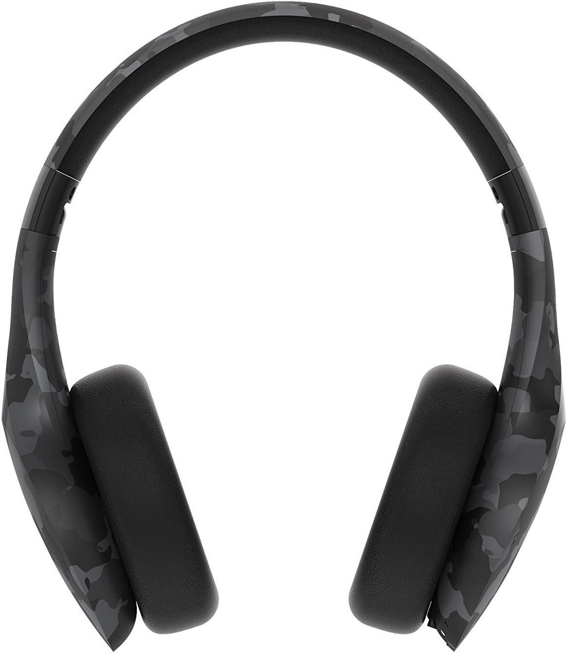 Pulse Escape+ de Motorola - Auriculares y cascos HD Sound Bluetooth - Compatible con Alexa, Siri y Google Now- Negro Camo