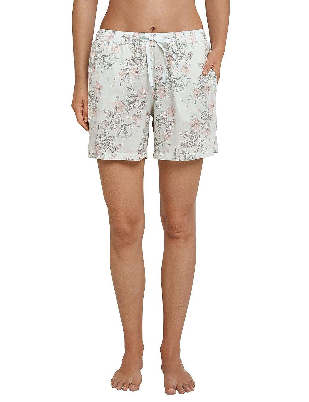 Schiesser Webhose Kurz, Pantalones de Pijama para Mujer