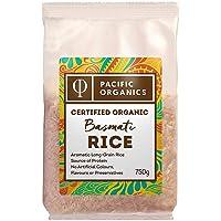 Pacific Organics Organic Rice Basmati, 750g