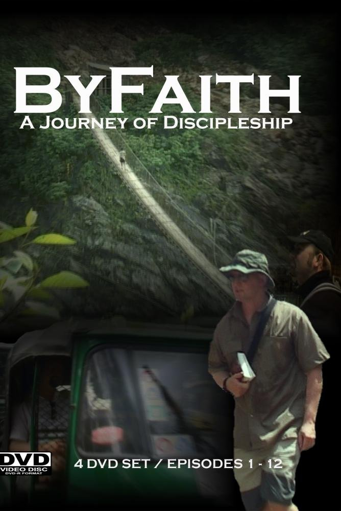 By Faith Christian Reality TV - A Journey of Discipleship - Family / Youth Entertainment On 4 DVD's