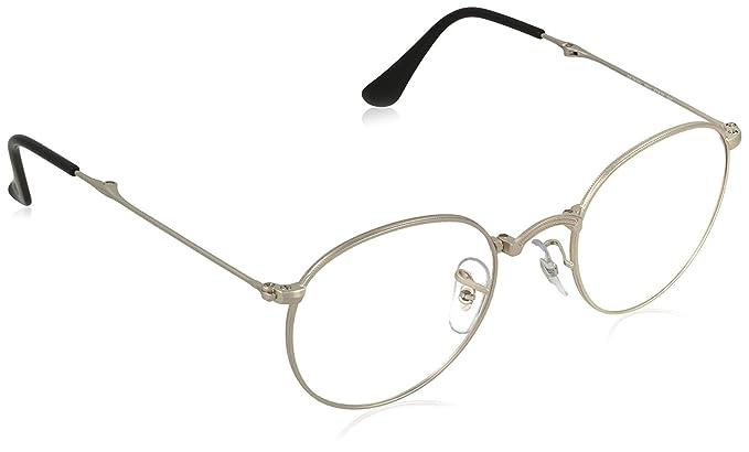 7ce117644c Amazon.com  Ray-Ban Vista RX3532V 2501 Eyeglasses Silver  Clothing