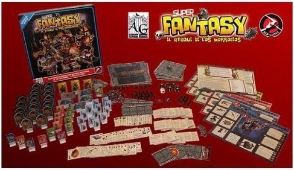 SUPER FANTASY ** CASTELLANO**: Amazon.es: Juguetes y juegos