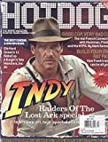 Hot Dog Magazine March 2002 (Raiders of the Lost Ark Special)