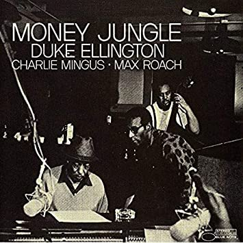 "Résultat de recherche d'images pour ""Duke Ellington - Money Jungle"""