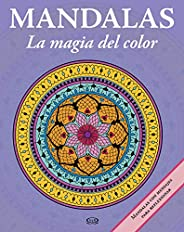 Mandalas la magia del color. Vol. 14