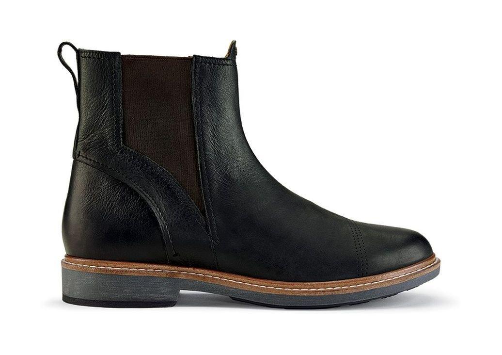 OluKai Makaloa Boot - Men's Black/Black 10.5