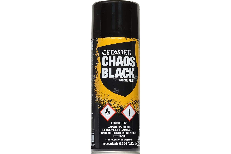 Primer - Chaos Black (2015 Edition)