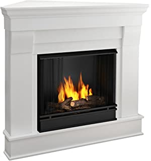 Amazon.com: Real Flame 5950E Chateau Corner Electric Fireplace ...