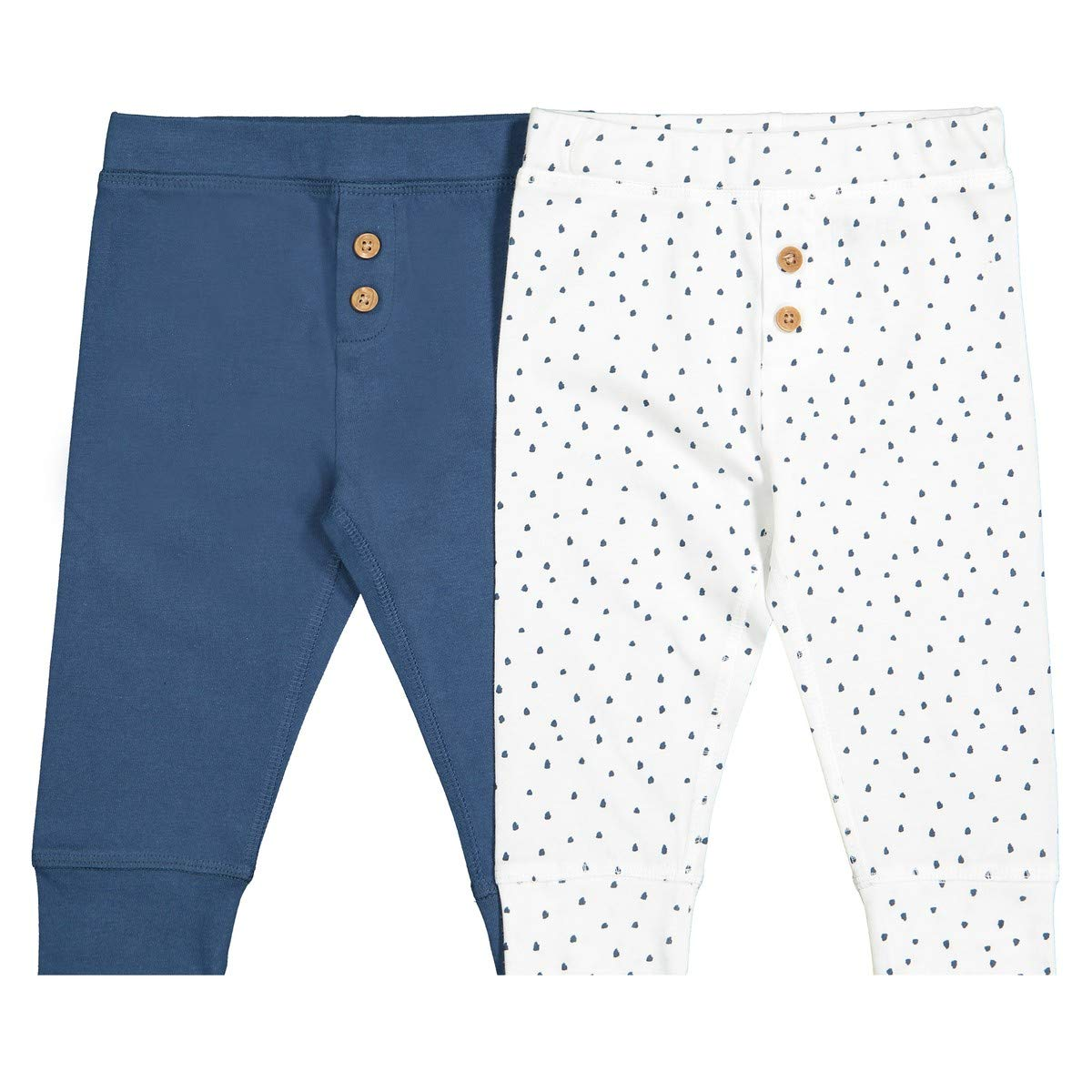 Birth-3 Years La Redoute Collections Pack of 2 Leggings