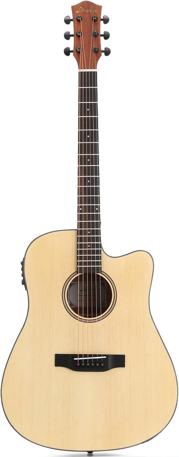 Top 10 Best Acoustic Electric Guitars Under $300 [Apr. 2021] 24