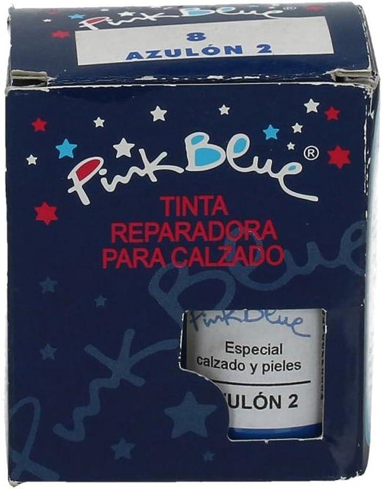 PINK BLUE TINTE REPARADOR PIEL SEÑORA ACCESORIOS AZULÓN 1 ...