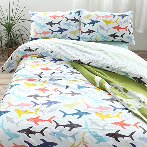 shark bed covers - 4