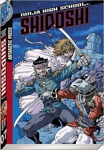 NHS: Shidoshi Pocket Manga Volume 7 Ninja High School ...