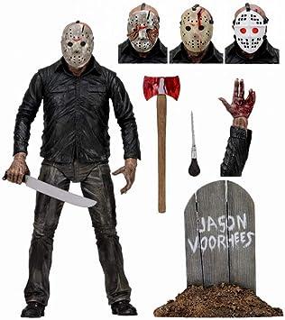 Horror-Shop Viernes 13 - Ultimate Jason Action Figure: Amazon.es ...